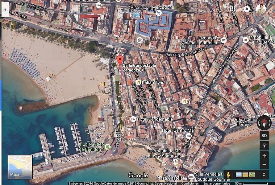 Foto - Apartamento en venta en calle Casco Antiguo, Benidorm - 327662001