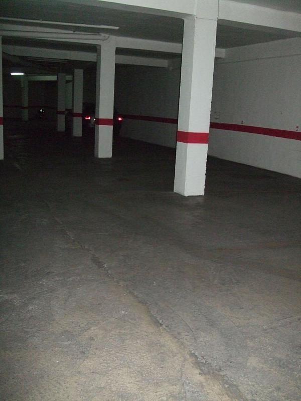 Garaje en alquiler en Safranar en Valencia - 358379275