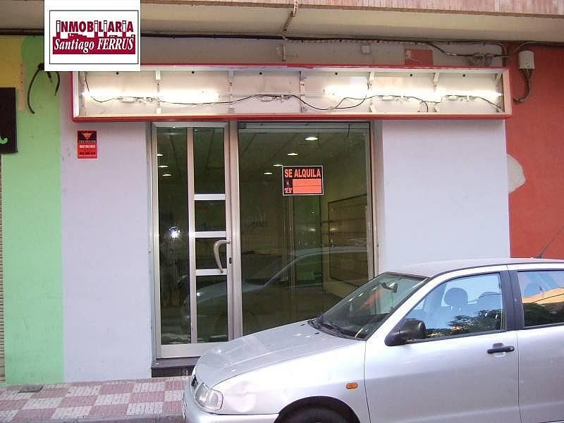 Foto - Local comercial en alquiler en calle Pinar, Almussafes - 328594222
