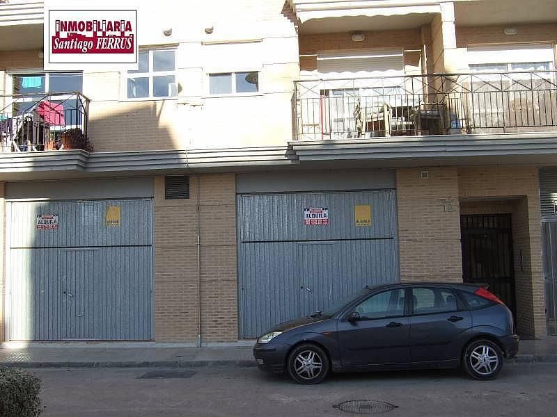 Foto - Local comercial en alquiler en calle Sollana, Sollana - 328605673
