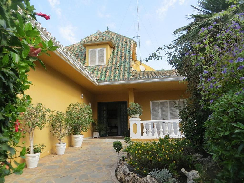 Chalet - Chalet en alquiler opción compra en El Candado-El Palo en Málaga - 329929686