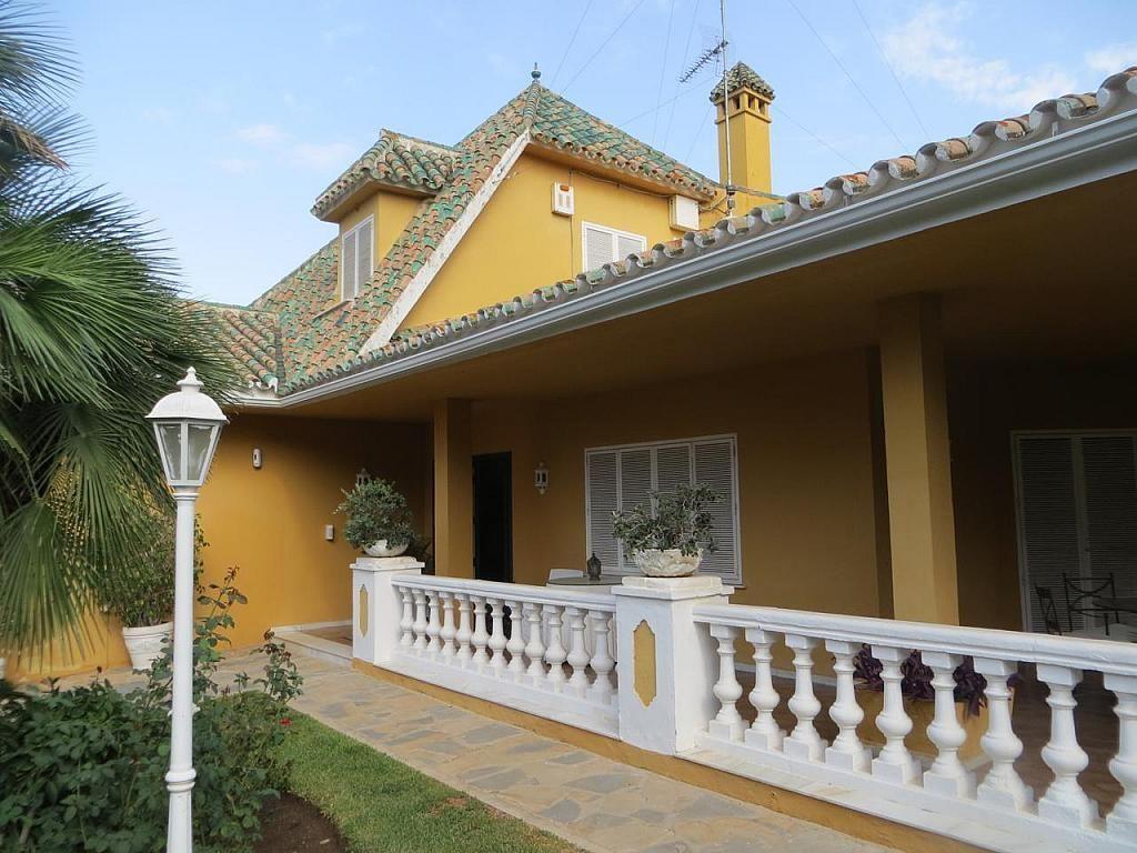 Chalet - Chalet en alquiler opción compra en El Candado-El Palo en Málaga - 329929689