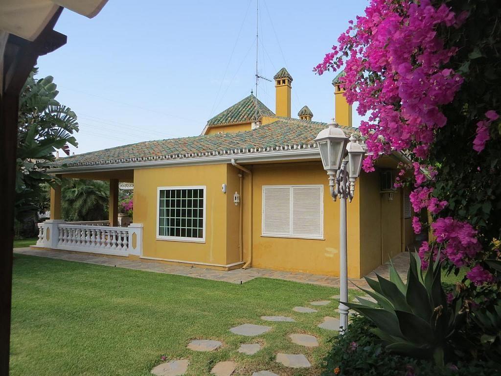 Chalet - Chalet en alquiler opción compra en El Candado-El Palo en Málaga - 329929692