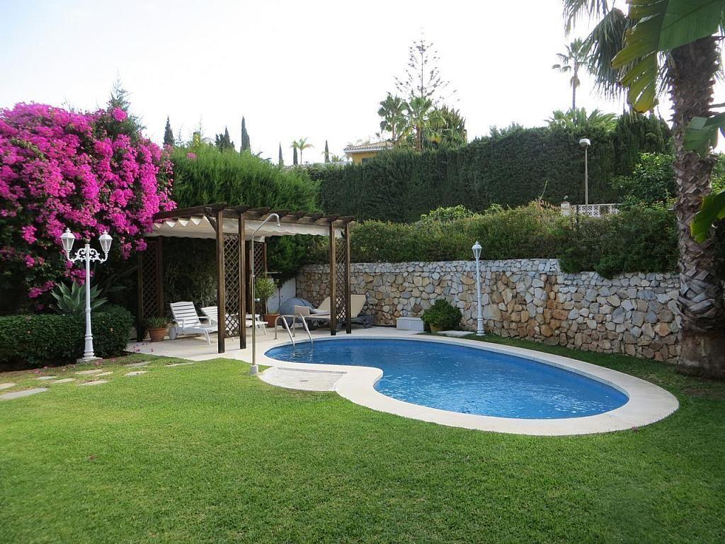 Chalet - Chalet en alquiler opción compra en El Candado-El Palo en Málaga - 329929695