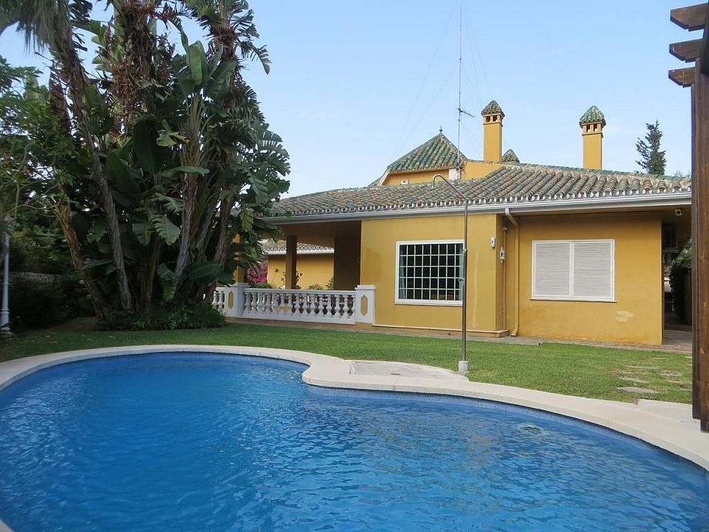Chalet - Chalet en alquiler opción compra en El Candado-El Palo en Málaga - 329929698
