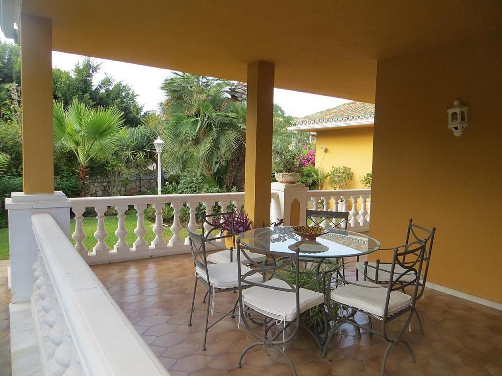 Chalet - Chalet en alquiler opción compra en El Candado-El Palo en Málaga - 329929704