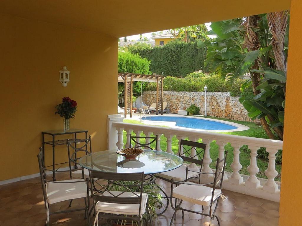 Chalet - Chalet en alquiler opción compra en El Candado-El Palo en Málaga - 329929707
