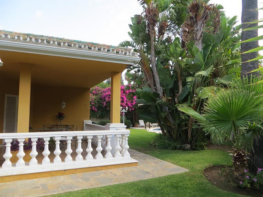 Chalet - Chalet en alquiler opción compra en El Candado-El Palo en Málaga - 329929710