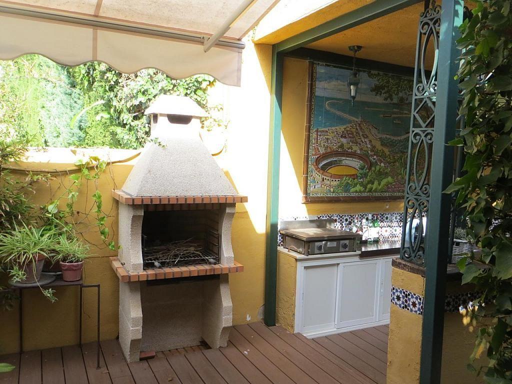 Chalet - Chalet en alquiler opción compra en El Candado-El Palo en Málaga - 329929719