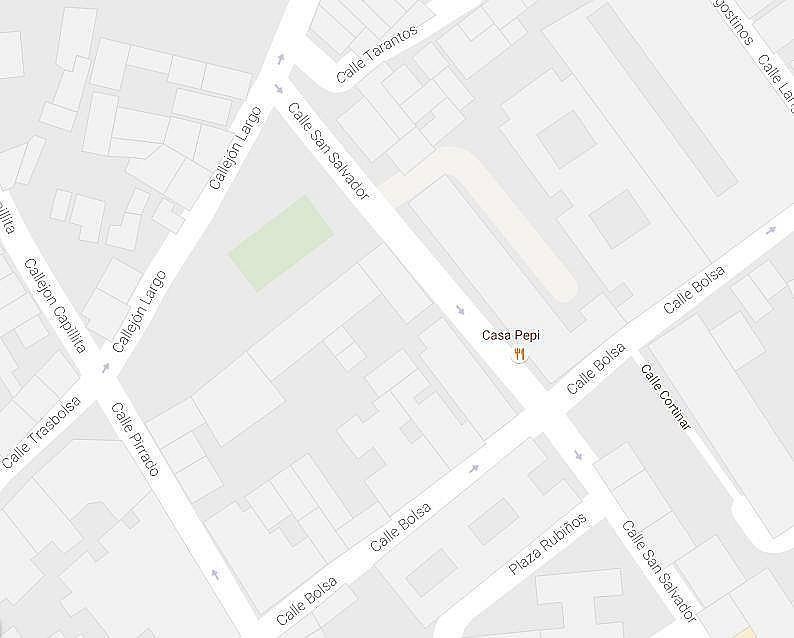 Local en alquiler en calle San Salvador, El Barrio en Sanlúcar de Barrameda - 397295630