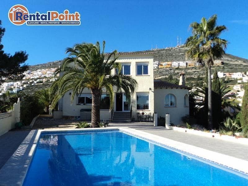 Foto - Casa en alquiler en calle Cumbre del Sol, Benitachell/Poble Nou de Benitatxell (el) - 329648743
