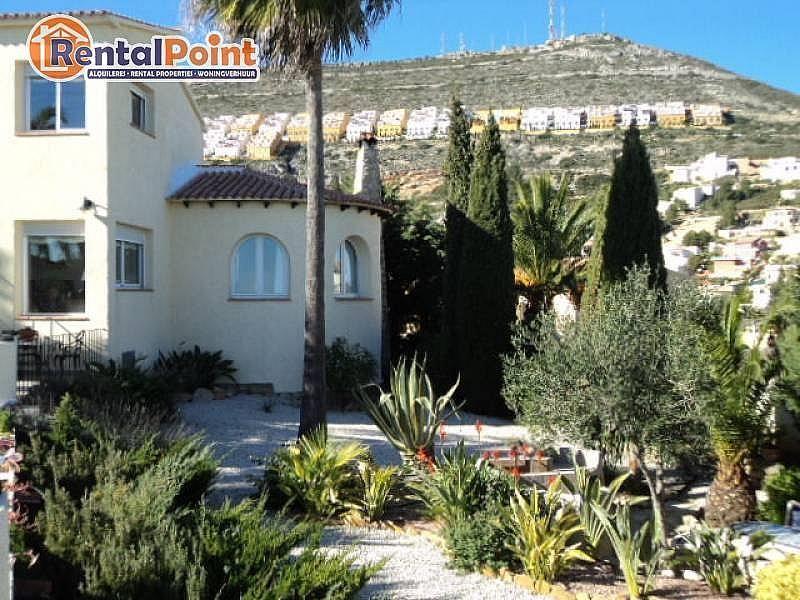Foto - Casa en alquiler en calle Cumbre del Sol, Benitachell/Poble Nou de Benitatxell (el) - 329648779