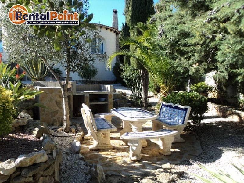 Foto - Casa en alquiler en calle Cumbre del Sol, Benitachell/Poble Nou de Benitatxell (el) - 329648782