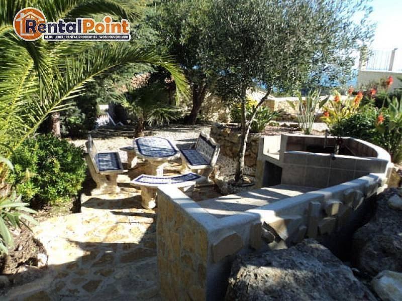 Foto - Casa en alquiler en calle Cumbre del Sol, Benitachell/Poble Nou de Benitatxell (el) - 329648785