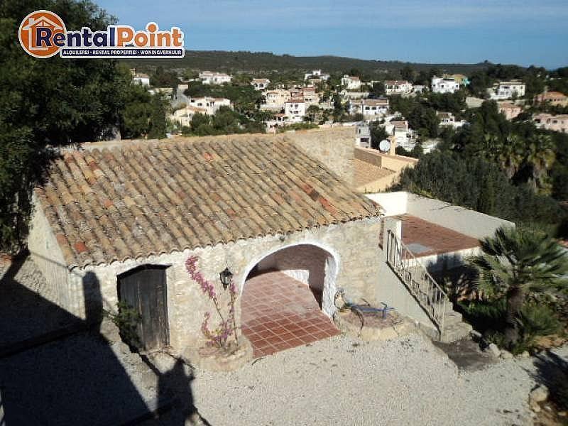 Foto - Casa en alquiler en calle Cumbre del Sol, Benitachell/Poble Nou de Benitatxell (el) - 329648788