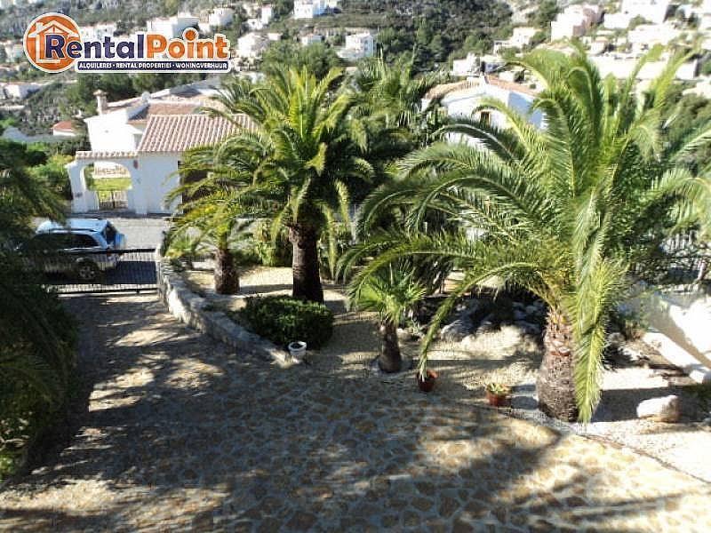 Foto - Casa en alquiler en calle Cumbre del Sol, Benitachell/Poble Nou de Benitatxell (el) - 329648791