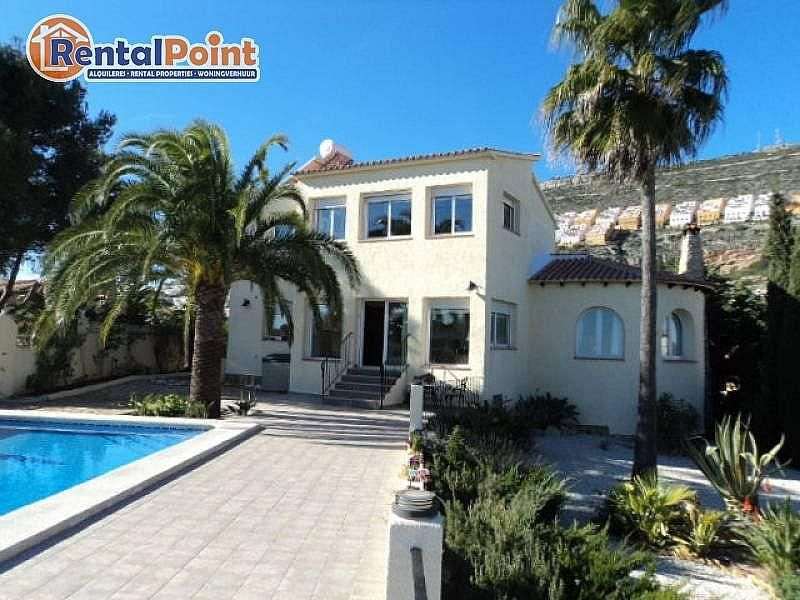 Foto - Casa en alquiler en calle Cumbre del Sol, Benitachell/Poble Nou de Benitatxell (el) - 329648794