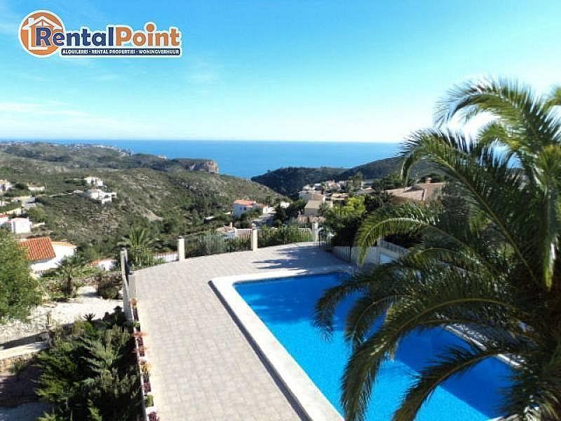 Foto - Casa en alquiler en calle Cumbre del Sol, Benitachell/Poble Nou de Benitatxell (el) - 329648797