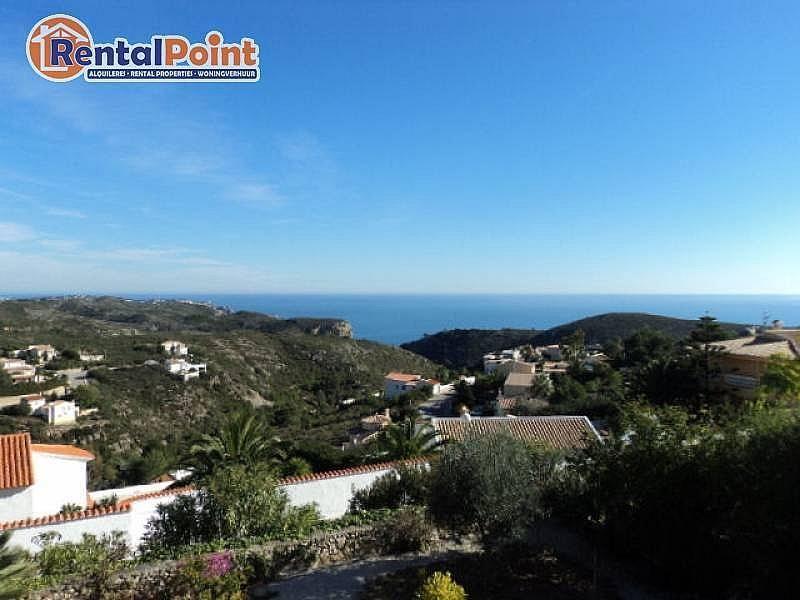 Foto - Casa en alquiler en calle Cumbre del Sol, Benitachell/Poble Nou de Benitatxell (el) - 329648800