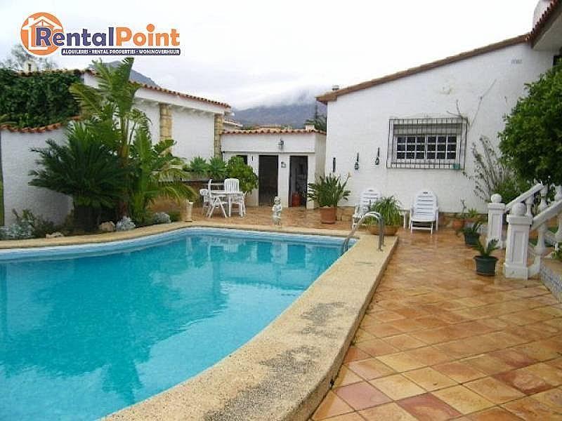 Foto - Casa en alquiler en calle Panorama, Nucia (la) - 329650018