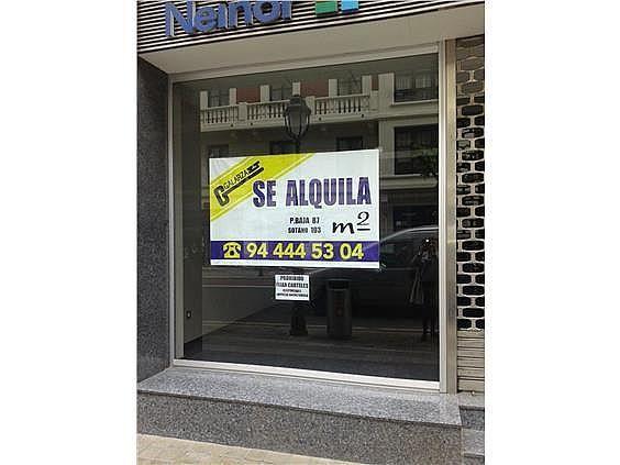 Local en alquiler en calle Elcano, Barrio de Abando en Bilbao - 330473361