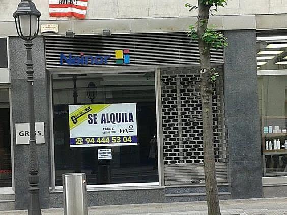Local en alquiler en calle Elcano, Barrio de Abando en Bilbao - 330473364
