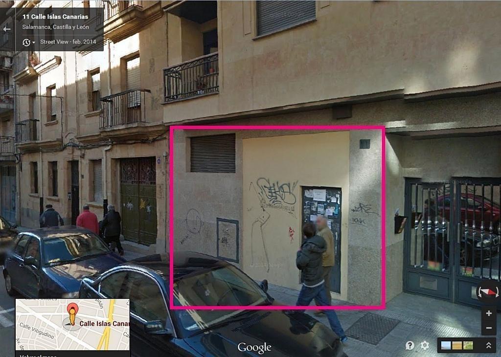 Local comercial en alquiler en calle Islas Canarias, Salamanca - 332130209