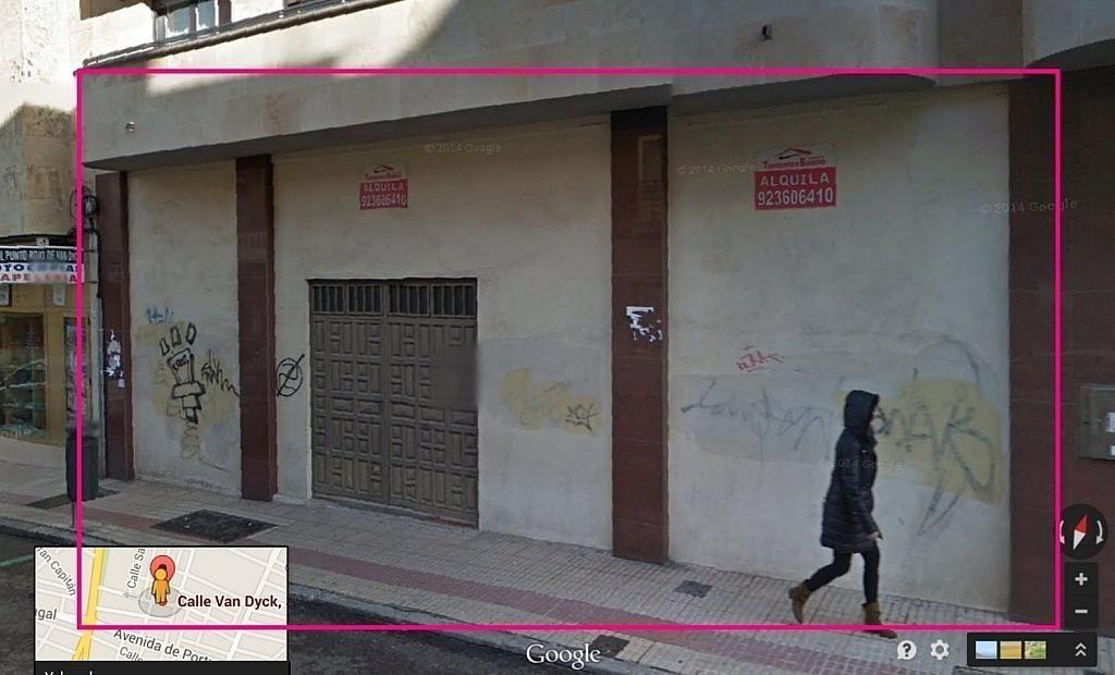 Local comercial en alquiler en calle Van Dyck, Salamanca - 332130233