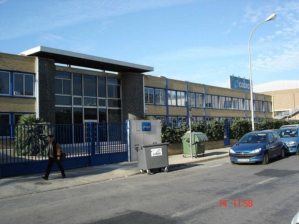 Nave industrial en alquiler en calle Pedrapiquers, Vara de Quart en Valencia - 332311382