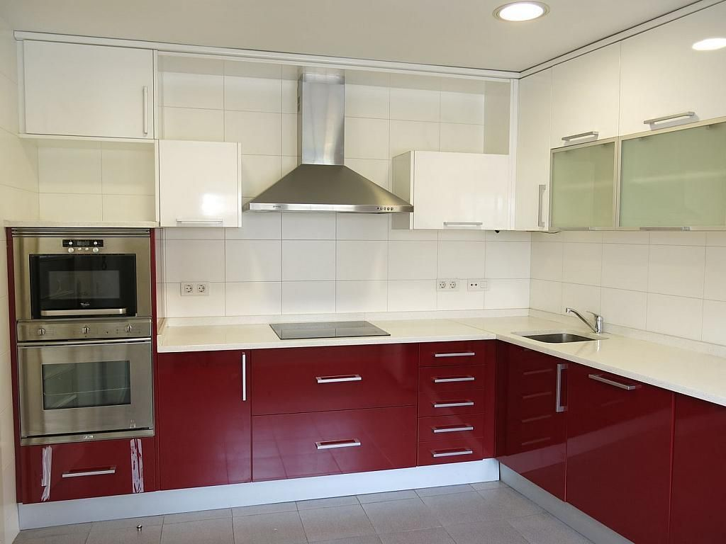 Casa adosada en alquiler en calle Basilio Prado, Mirasierra en Madrid - 334323672