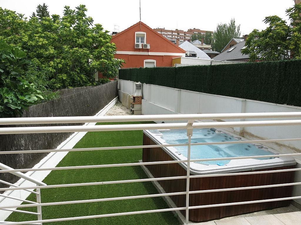 Casa adosada en alquiler en calle Basilio Prado, Mirasierra en Madrid - 334323738