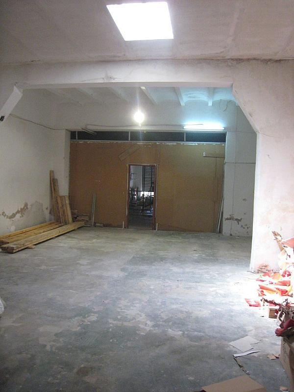 Local comercial en alquiler en calle Faust Morell, Pere Garau en Palma de Mallorca - 359074554