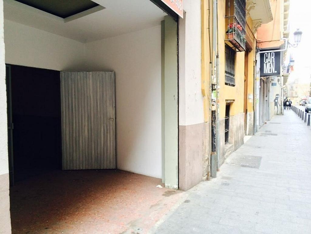 Local comercial en alquiler en calle Cuart, El Carme en Valencia - 332160685
