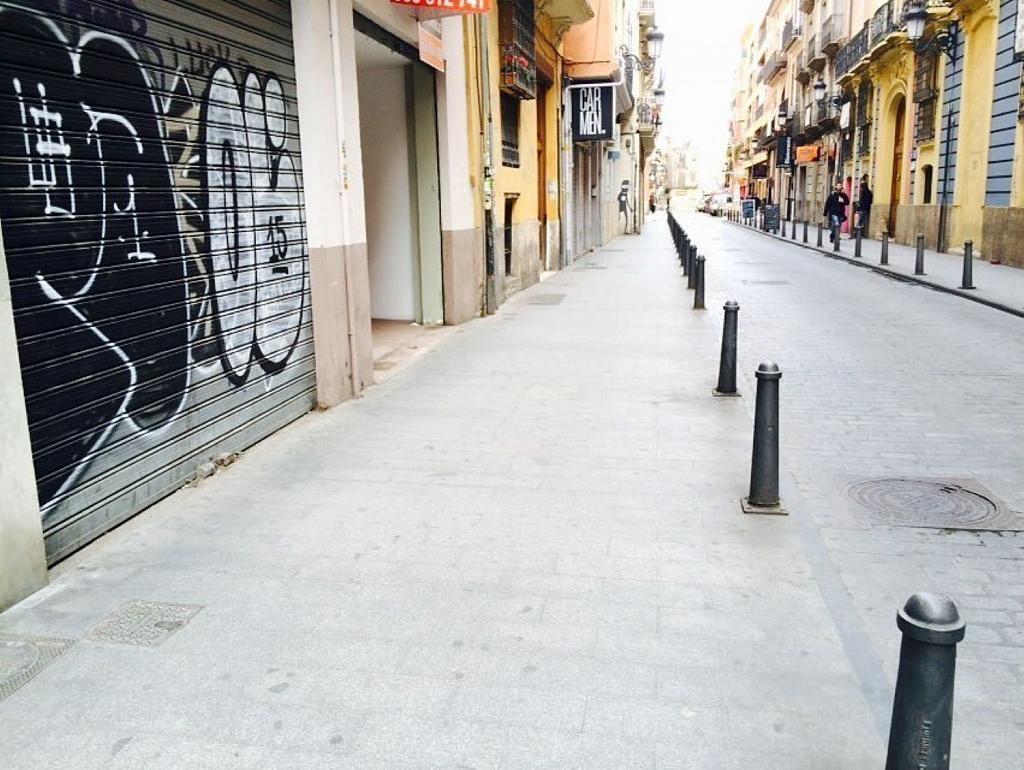Local comercial en alquiler en calle Cuart, El Carme en Valencia - 332160700
