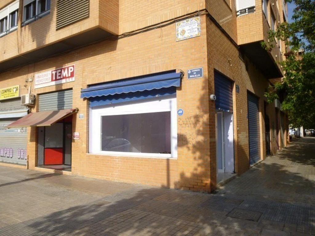 Local comercial en alquiler en calle De la Pianista Empar Iturbi, Malilla en Valencia - 332160919
