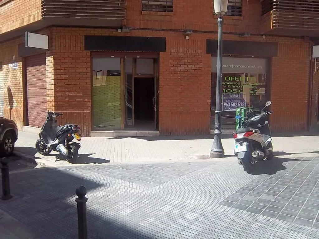 Local comercial en alquiler en calle Salvador Ferrandis Luna, L´Olivereta en Valencia - 332161342