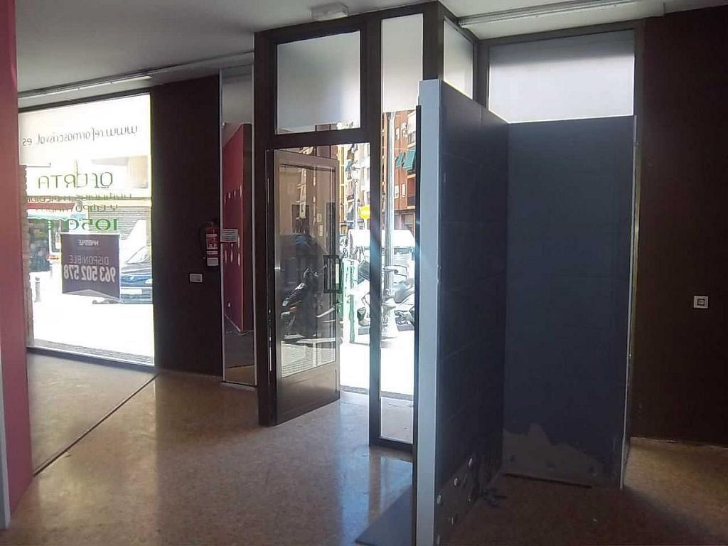 Local comercial en alquiler en calle Salvador Ferrandis Luna, L´Olivereta en Valencia - 332161348