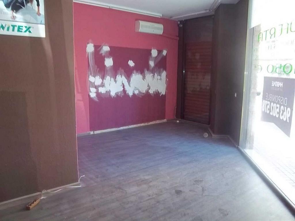 Local comercial en alquiler en calle Salvador Ferrandis Luna, L´Olivereta en Valencia - 332161351