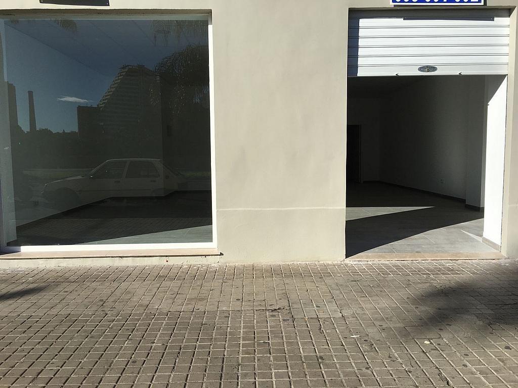 Local comercial en alquiler en calle Alcalde Reig, Montolivet en Valencia - 341787262