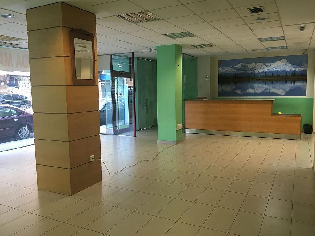 Local comercial en alquiler en calle De Linares, L´Olivereta en Valencia - 341787034