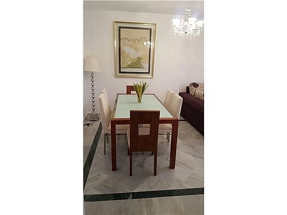 Ático en alquiler en Nueva Andalucía-Centro en Marbella - 356199427