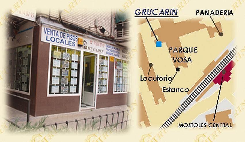 Fachada - Local comercial en alquiler en calle Olimpica, Móstoles - 140283698