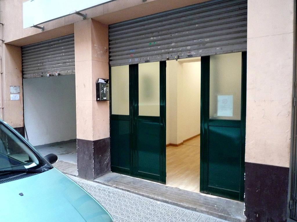 Local en alquiler en calle Eiximenis, Sant Andreu de Palomar en Barcelona - 197502025