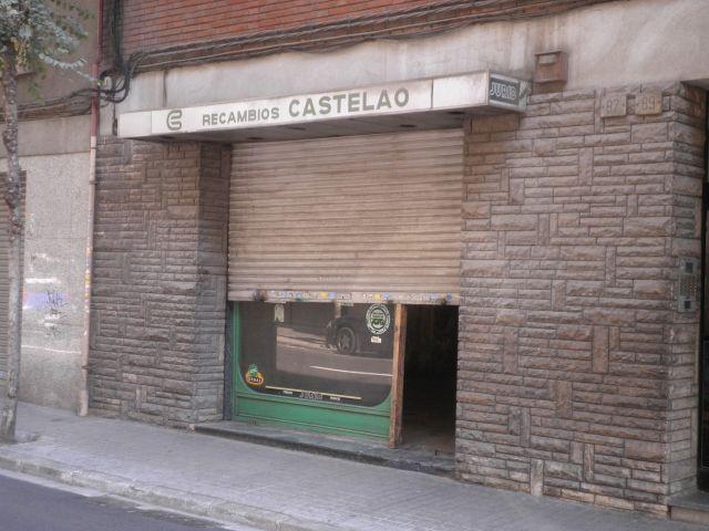 Local en alquiler en calle Castelao, Santa Eulàlia en Hospitalet de Llobregat, L´ - 93904533