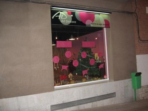 Fachada - Local comercial en alquiler en calle Escoles, Santa Margarida de Montbui - 17301252