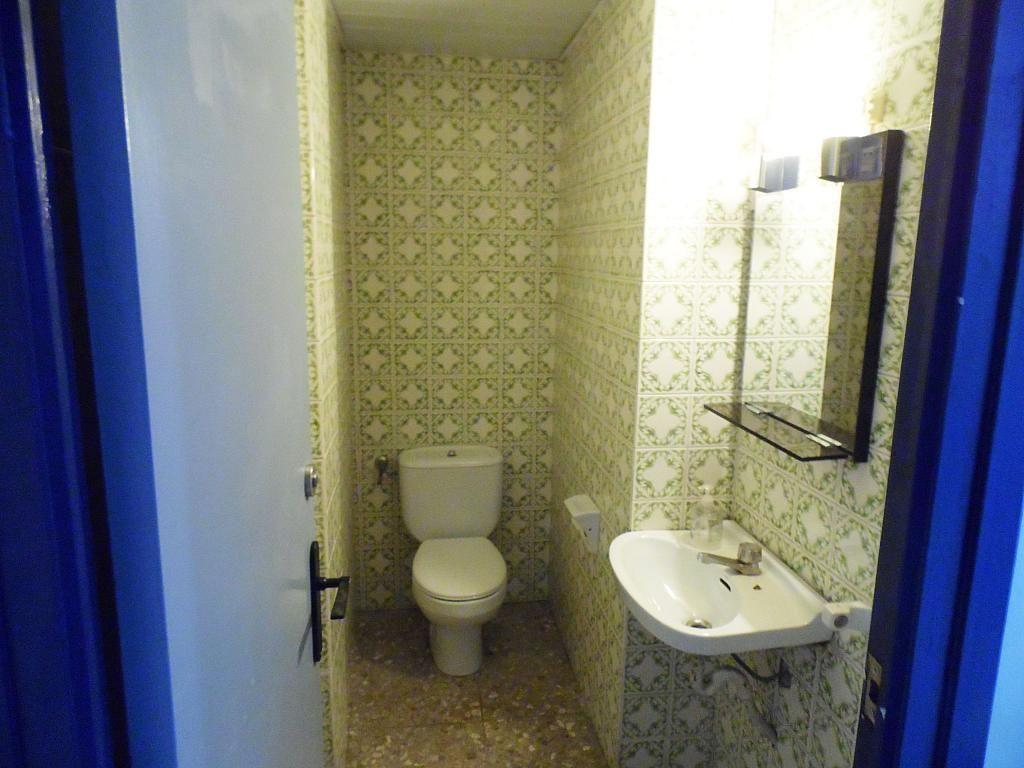 Baño - Local en alquiler en Centro en Castelldefels - 299728308