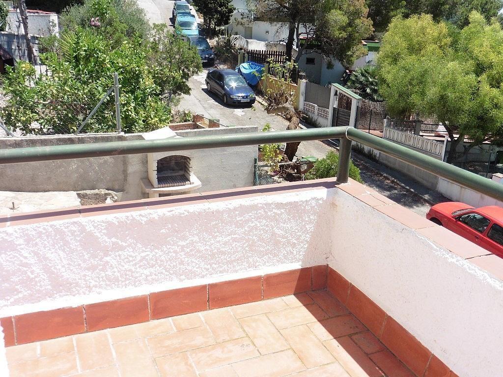 Terraza - Apartamento en venta en Muntanya del mar en Canyelles - 299717911