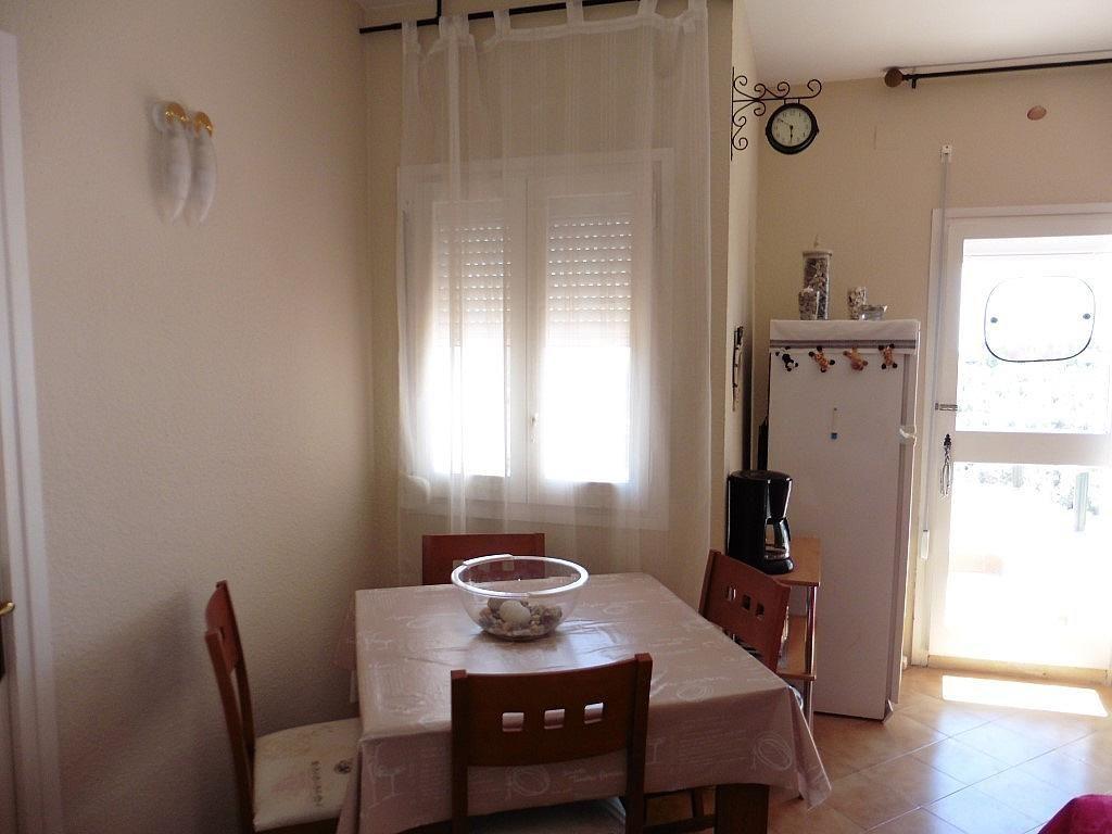 Comedor - Apartamento en venta en Muntanya del mar en Canyelles - 299717926