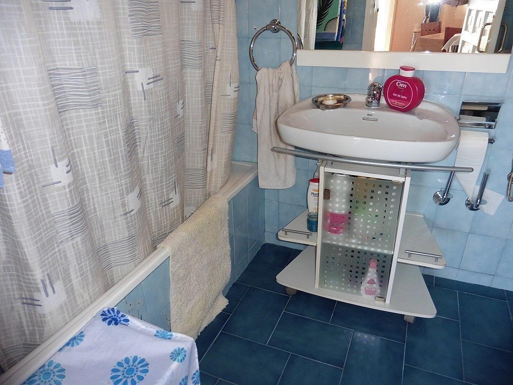 Baño - Apartamento en venta en Muntanya del mar en Canyelles - 299717978