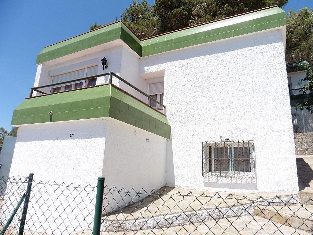 Fachada - Apartamento en venta en Muntanya del mar en Canyelles - 299717999
